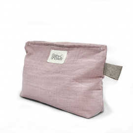 POCHETTE PAÑALES ROSE POWDER