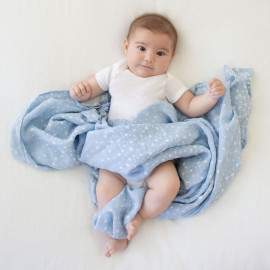 FOLLOW THE STARS ADEN+ANAIS SWADDLE
