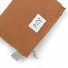 CARAMEL POWDER NAPPIES POCHETTE