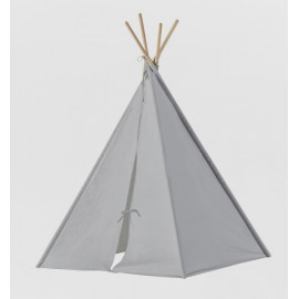 TIPY TENT GREY COTTON