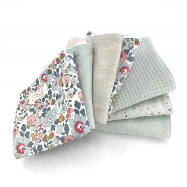 BABY GIRL MINI-TOWELS SUPERPACK