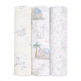 DUMBO ADENS&ANAIS SWADDLE