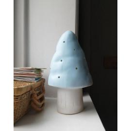 LAMPE MUSHROOM JADE