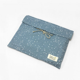 BLUE STAR CLOTH BAG