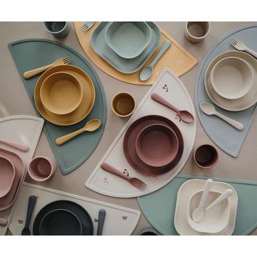 SET DE TABLE MUSHIE PLANETS