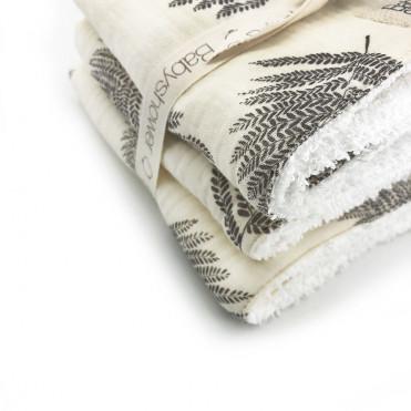 TWINKLE MILK 3 MINI-TOWELS SET