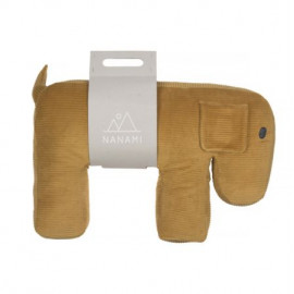 MOLLY VELVET NATUREL FEEDING PILLOW