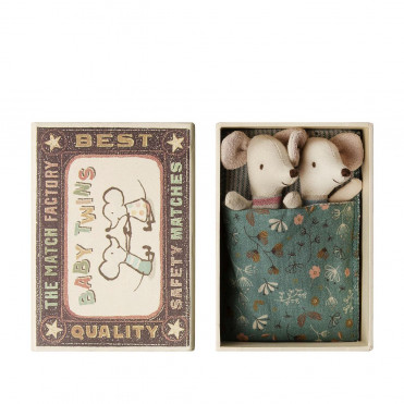 TOOTH LITTLE MOUSE IN MATCHBOX
