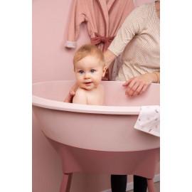 SOFT GREY LUMA BABY BATH TUB