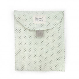MINT GRID TRAVEL POCKET