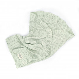 MINT DOT TOQUILLA SWADDLE