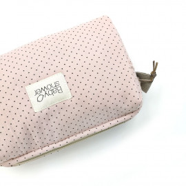 LOVELY CAMILA TOILETRIES CASE