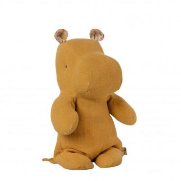 MAILEG SAFARI SMALL DUSTY ROSE HIPPO