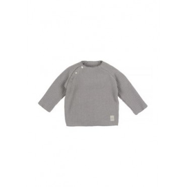 PULL PREMIER MOIS TRICOT GREY