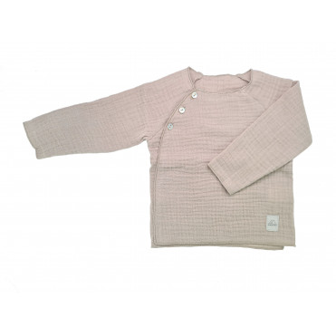 BABY JERSEY TRICOT GREY