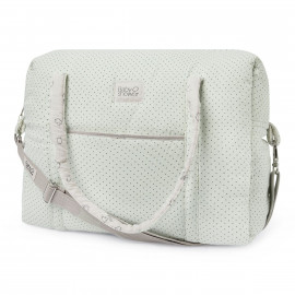 METAL PRINT CAMILA MATERNITY BAG