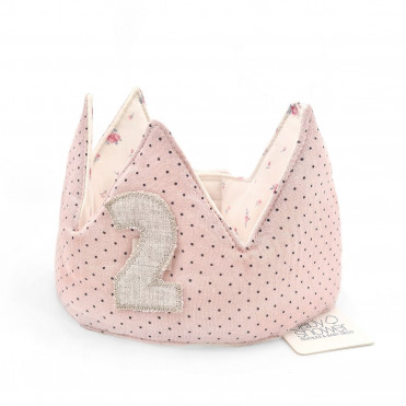 COURONNE D'ANNIVERSAIRE BLOOM & LOVELY