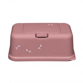 CAJA TOALLITAS FUNKY BOX ROSE LIBELLULE
