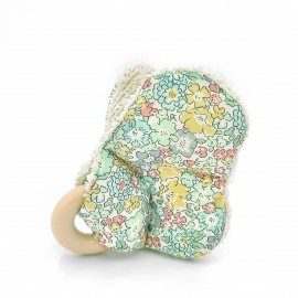 LIBERTY MICHELLE BUTTERFLY TEETHER