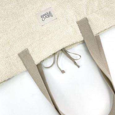 CLOUD TERRY TOWEL SUMMER BAG