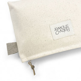 RAINY IVORY NAPPIES POUCH