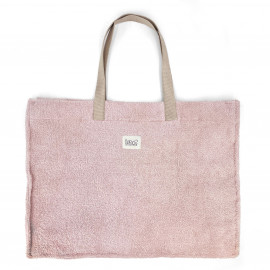 NUDE TERRY TOWEL SUMMER BAG