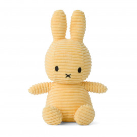 MIFFY SITTING CORDUROY PUMPKIN