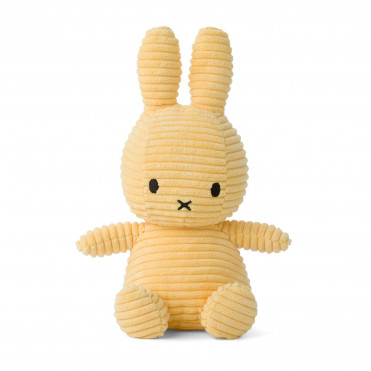 PELUCHE MIFFY CORDUROY BUTTERCREAM