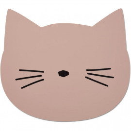 LIEWOOD CAT ROSE PLACE MAT