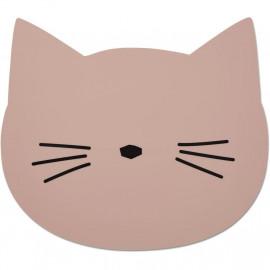 SET DE TABLE LIEWOOD CAT ROSE