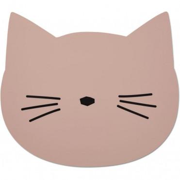 LIEWOOD CAT ROSE PLACE MAT