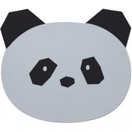 SET DE TABLE LIEWOOD PANDA GREY