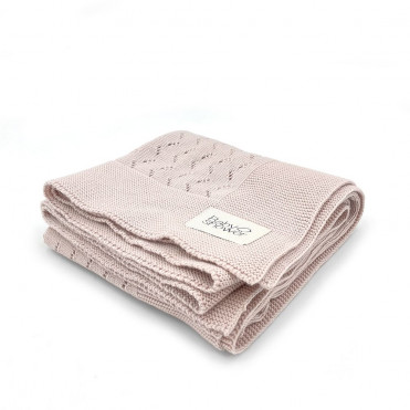 COUVERTURE TRICOT  NUDE