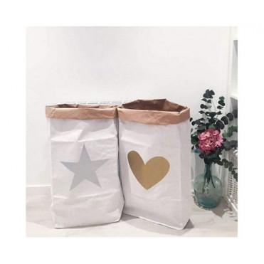 STAR SILVER STORAGE BAG