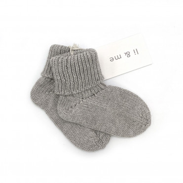 CHAUSSETTE TRICOT STONE