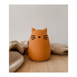CAT MUSTARD NIGHT LIGHT