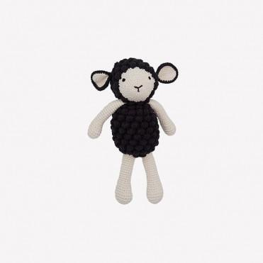 POUPPEE ORGANIQUE BLACK SHEEP