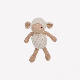 POUPPEE ORGANIQUE WHITE SHEEP