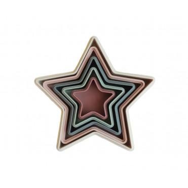 MUSHIE STACKING STARS