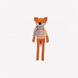 POUPPEE ORGANIQUE MR. FOX CARROT