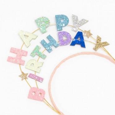 DIADEMA HAPPY BIRTHDAY