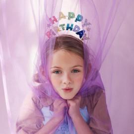 HAPPY BIRTHDAY HEAD BAND