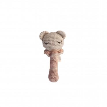 RATTLE TEDDY