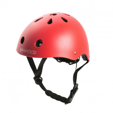 CASQUE BANWOOD RED